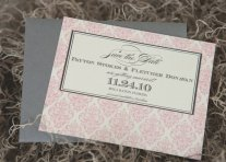 Save the date cards, by lvandy27 on etsy.com