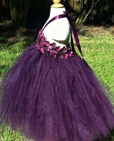 Flower girl dress, by MissSweetPeaBoutique on etsy.com