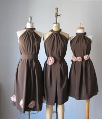 Bridesmaid dresses, by AtelierSignature on etsy.com | The ...