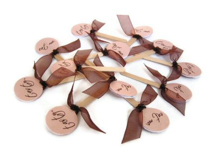 Cupcake toppers, by noolys on etsy.com
