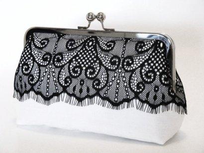 Clutch purse, by lostintimeinc on etsy.com