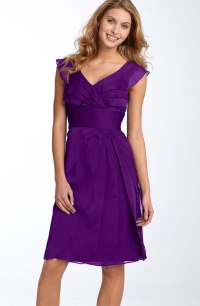 Adrianna Papell Tiered Chiffon Dress, from nordstrom.com ...