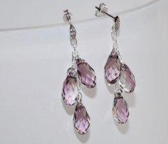 Earrings, by ssjewelrycreations on etsy.com