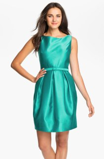 Eliza J Belted Tulip Dress, from nordstrom.com