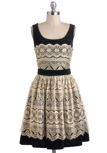 Every Guilded Moment dress, from modcloth.com