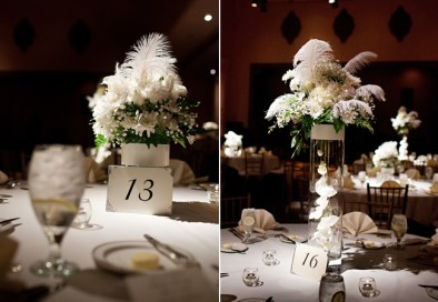 Table setting inspiration, via theknot.com
