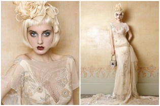 Yolan Cris 'Borgo' wedding dress