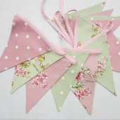 Bunting, by AllTheTrimmingsUK on etsy.com