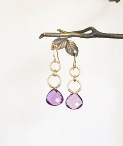 Earrings, by CJCjeweldesigns on etsy.com