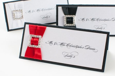 Placecards, by PennyAnnDesigns on etsy.com