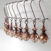 Earrings, by FiveLittleGems on etsy.com