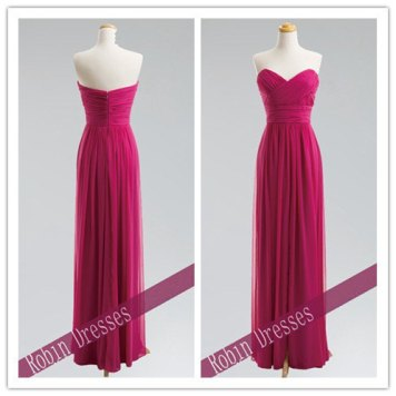 Bridesmaid dress, by RobinDresses on etsy.com
