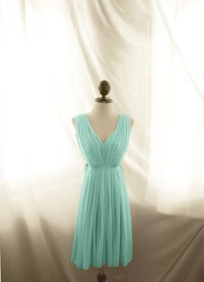 Bridesmaid dress, by RiverOfRomansk on etsy.com