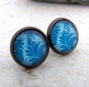 Earrings, by AshleySpatula on etsy.com