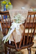 Chair sash, by MadeInBurlap on etsy.com
