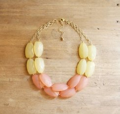 Necklace, by ShopNestled on etsy.com