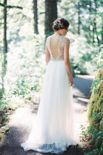 Wedding gown (US$279.99), by LovePromDress on etsy.com