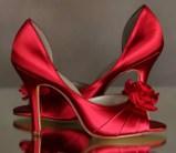 Wedding heels, by Parisxox on etsy.com