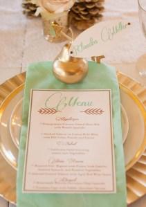 Table setting idea {via 100layercake.com}