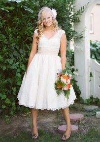 Wedding dress, by Lemonweddingdress on etsy.com