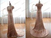 Wedding dress, by verydress on etsy.com