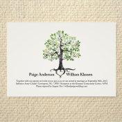 Wedding invitation, by AmyAdamsPrintables on etsy.com
