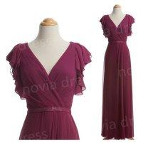 Bridesmaid dress, by NoviaDress on etsy.com