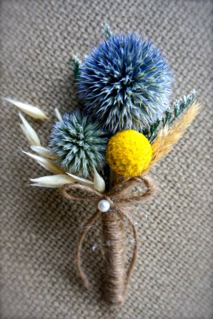 Men's boutonniere, by CarolinaRosaDesigns on etsy.com