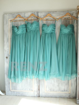 Bridesmaid dresses, by RenzRags on etsy.com