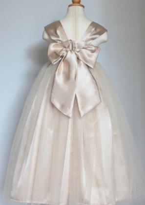 Flower girl dress (back), by SasAndAsa on etsy.com