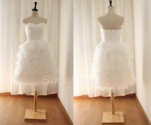 Reception dress, by SpcialDresses on etsy.com