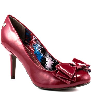Isiss ruby red heels, from heels.com