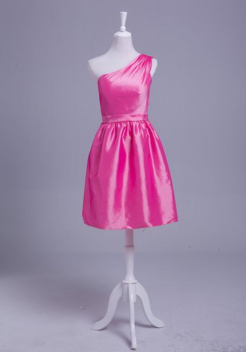 Pink bridesmaid dress - www.etsy.com/shop/HonFountain