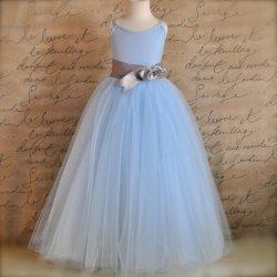 a4c705d08dc Powder Blue And Grey Wedding The Merry Bride