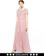 Frock and Frill maxi dress - asos.com