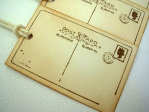 Travel wedding favour tags - www.etsy.com/shop/simplyprettypieces