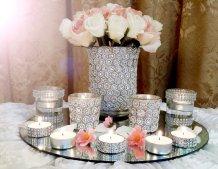 Centrepiece set - www.etsy.com/shop/EventbyEunice