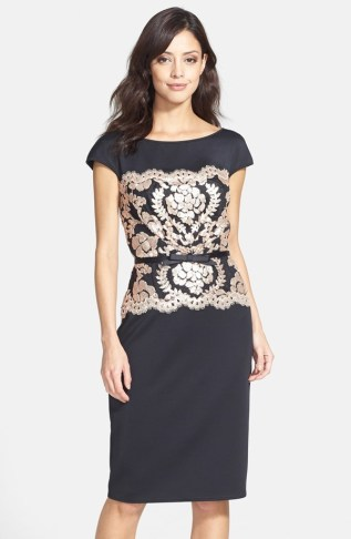 Tadashi mother-of-the-bride dress, from nordstrom.com