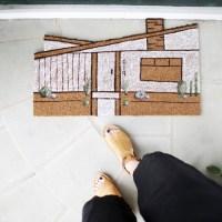 DIY House Doormat