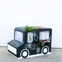 DIY Food Truck Costume