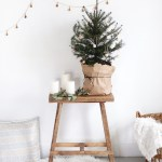 Small Christmas Tree Simple Diy Wooden Ornaments The Merrythought