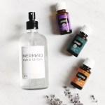 Diy Mermaid Hair Spray The Merrythought
