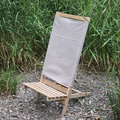 How To Make A Wooden Beach Chair Sitting Room Chairs Designs Diy Camp The Merrythought Themerrythought