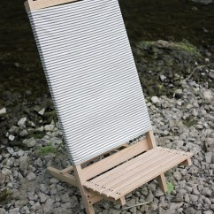 How To Make A Wooden Beach Chair Diy Parsons Covers Camp The Merrythought Themerrythought