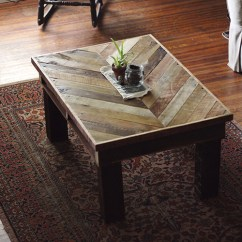 Living Room Set Diy Lighting Pallet Coffee Table The Merrythought