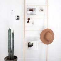 DIY Dowel Ladder