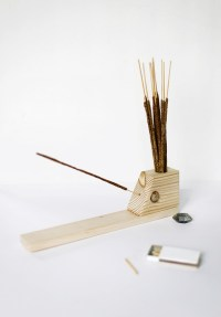 DIY Incense Holder  The Merrythought