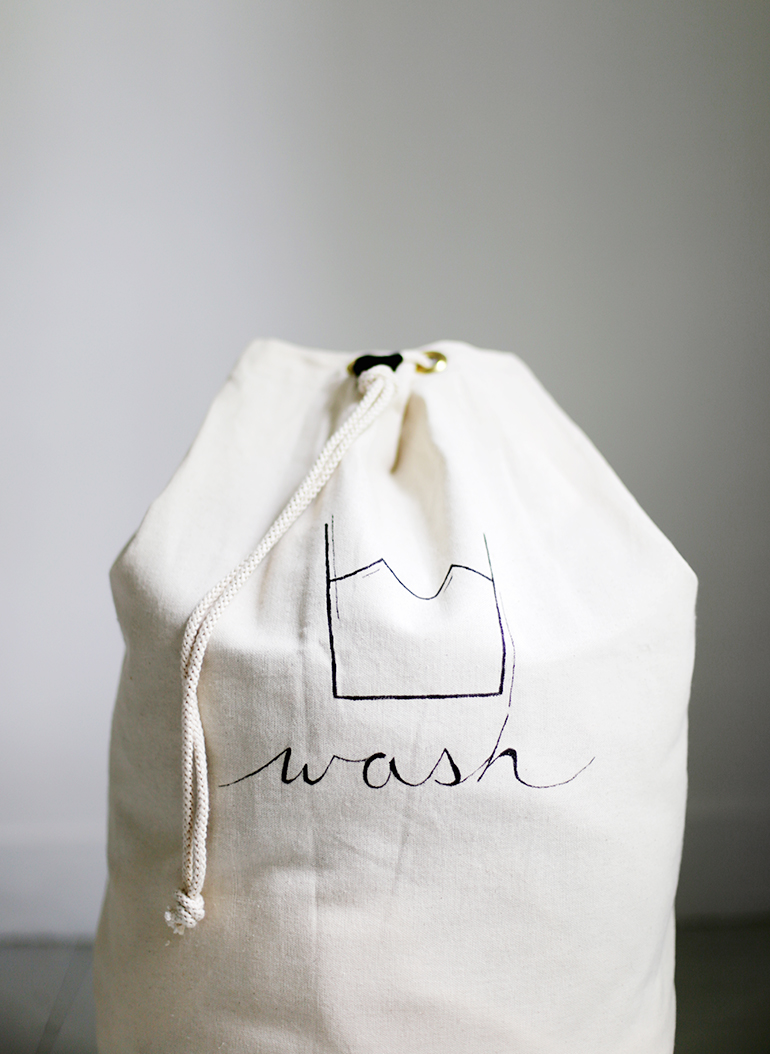 DIY Laundry Bag  The Merrythought