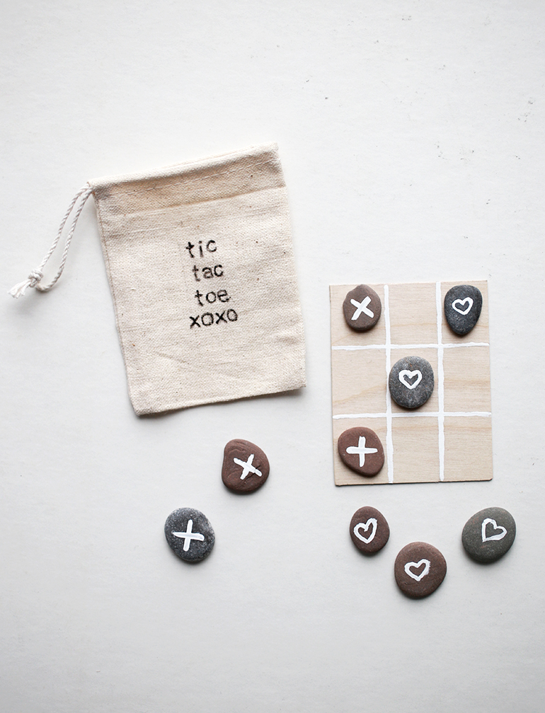 Tic Tac Toe Valentine The Merrythought