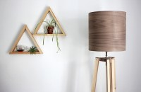 DIY Tripod Floor Lamp - The Merrythought